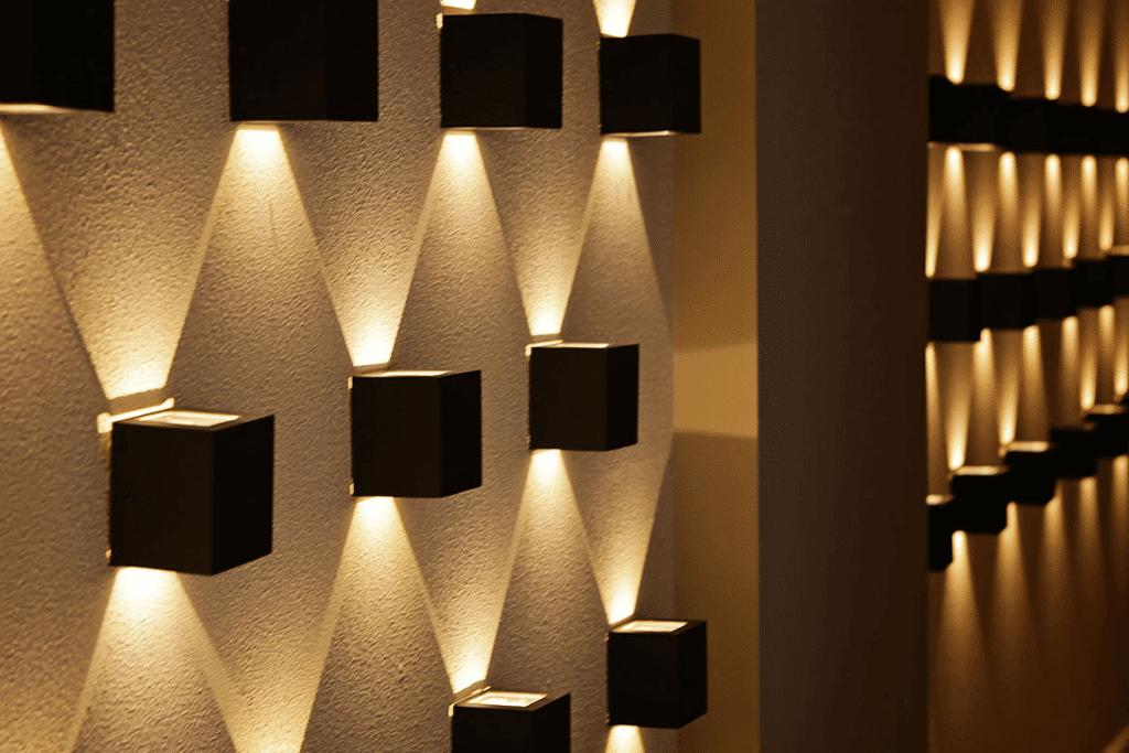 Solar wandlamp zwart is een populaire keuze