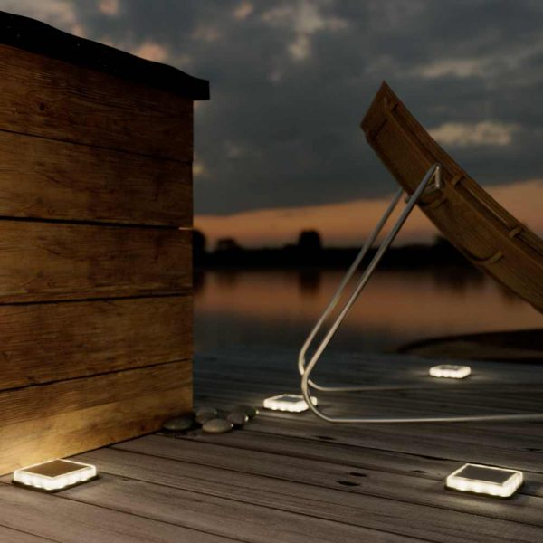 Solar vlonderspot LED - Decking - Terrasverlichting
