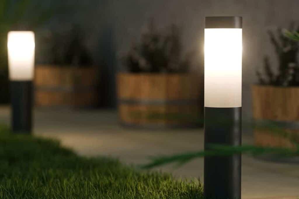 Tuinlampen op zonne-energie