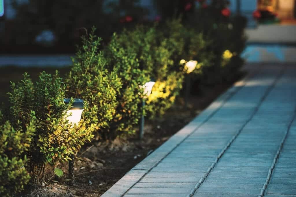Waarom kies je voor lampjes op zonne-energie