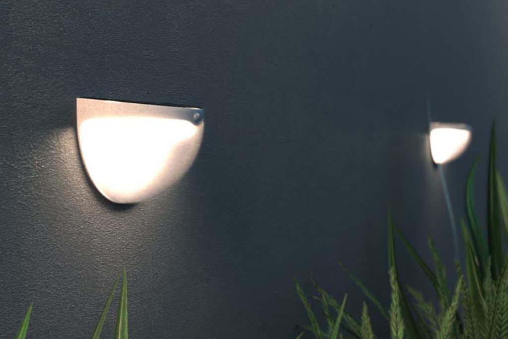 Wandlamp zonder snoer