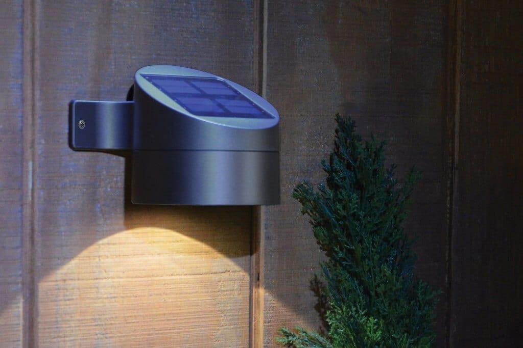 Hoe werkt Solar verlichting?