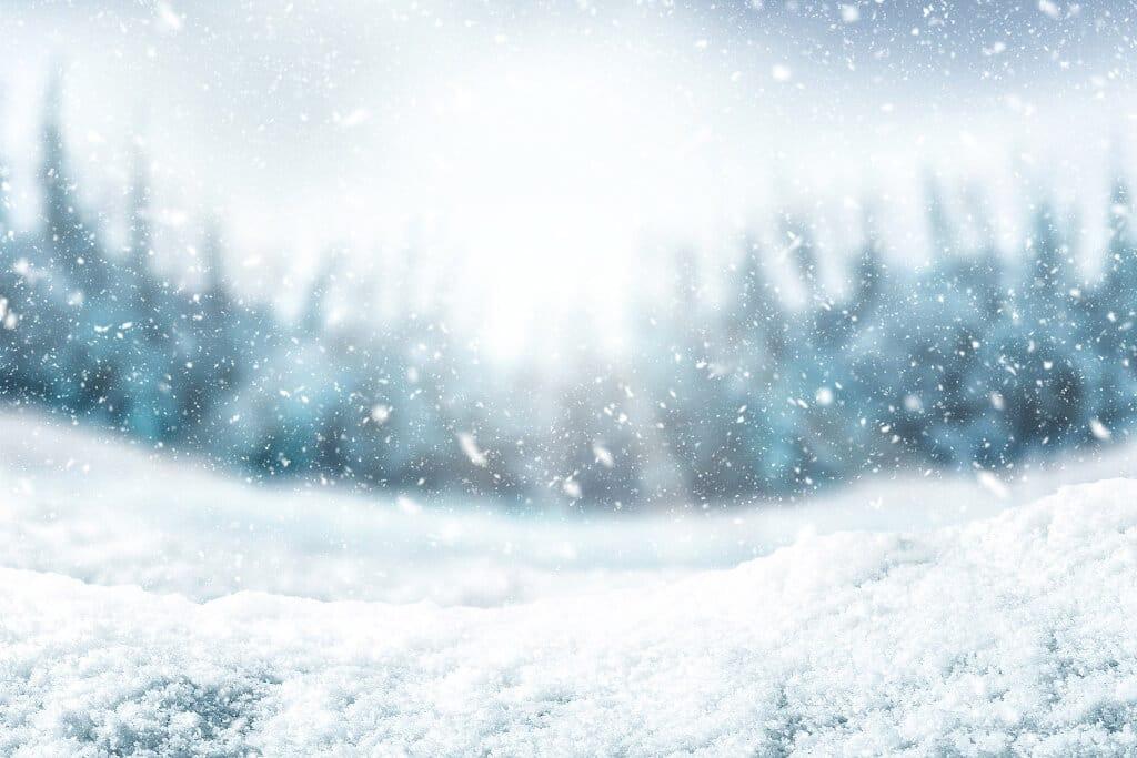 Werkt Solar tuinverlichting in de winter?