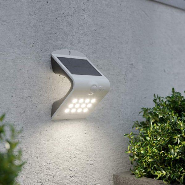 Solar beveiligingslamp basis