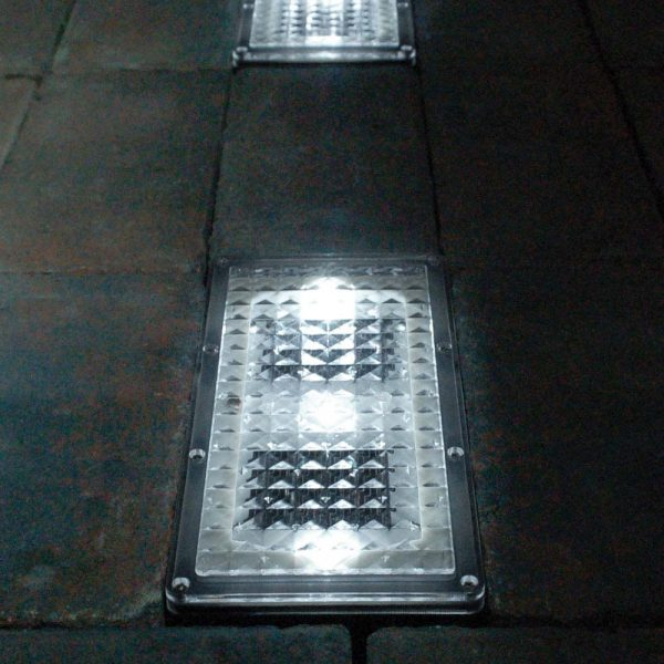 Solar grondspot oprit 2-stuks